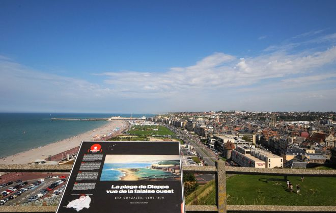 Dieppe's view
