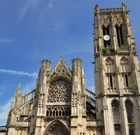 Cathedrale Normandie